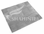 Товары для дома Аксессуары для ванной Противовибрационный коврик Shahintex серый