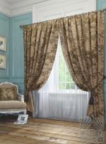 Товары для дома Домашний текстиль Тофт (корич.) 950083