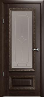 Двери Межкомнатные Версаль-1 орех мателюкс галерея