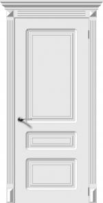 Двери Межкомнатные Дверное полотно глухое Трио