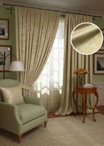 Товары для дома Домашний текстиль Комплект штор Plain Lux-SH PL123909617