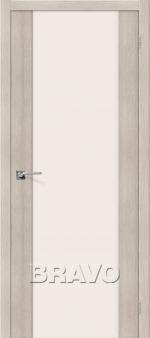 Двери Межкомнатные Порта-13 Cappuccino Veralinga СТ-Magic Fog