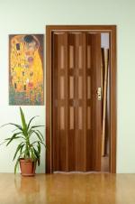 Двери Межкомнатные Орех 12 с остеклением