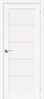 Двери Межкомнатные Вуд Модерн-22 Whitey