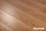 Ламинат FloorWay Дуб брашированный 5200