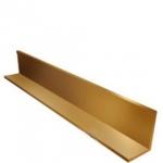Строительные товары Подвесные потолки 267340 Уголок золото