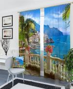 Товары для дома Домашний текстиль Прибрежный вид 900460