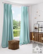 Товары для дома Домашний текстиль Грейси Бирюза 927050