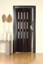 Двери Межкомнатные Венге 22 с остеклением