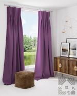 Товары для дома Домашний текстиль Грейси Фиолетовый 927044