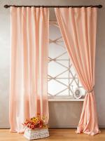 Товары для дома Домашний текстиль Тюль Бежевый