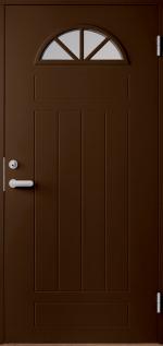 Двери Входные B0050 Темно-коричневая