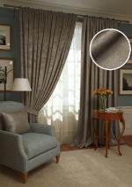 Товары для дома Домашний текстиль Комплект штор Plain Lux-SH PL123909665