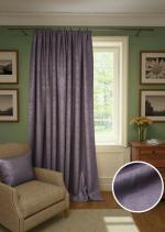 Товары для дома Домашний текстиль Штора на тесьме Plain Lux-SH PL126909678