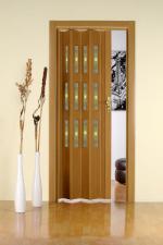 Двери Межкомнатные Дуб 14 с остеклением