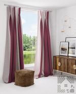 Товары для дома Домашний текстиль Адетта Красная слива 927015