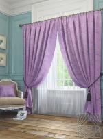Товары для дома Домашний текстиль Элисс (фиолет) 950124