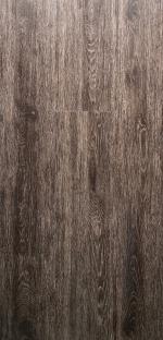 Плитка ПВХ Decoria Дуб Черное серебро DR 1613