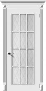 Двери Межкомнатные Дверное полотно остекленное Ноктюрн ДО-2