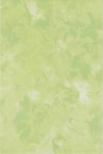 Керамическая плитка Березакерамика (Belani) Плитка Нарцисс облицовочная салатная