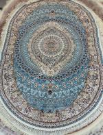Ковры Ковры Узбекистан Vip 7507 oval MOVIY / KEMIK