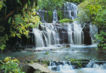 Обои Komar 8-256 Pura Kaunui Falls