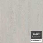 Паркетная доска Polarwood Дуб Milky Way