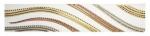 Керамическая плитка Евро-Керамика Бордюр Венеция 23BL0005G0700545