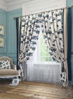 Товары для дома Домашний текстиль Тильзит (синий) 950050