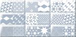 Керамическая плитка Azori Декор Вог Пазл лайт