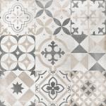 Керамогранит Lasselsberger Ceramics Керамогранит Цемент Стайл орнамент 7246-0005-1001