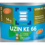 Паркетная химия Uzin Дисперсионный клей Uzin KE 66 для ПВХ