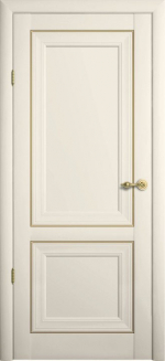 Двери Межкомнатные Прадо ваниль