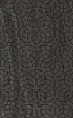 Керамическая плитка Terracota Pro Декор Graphite Flower Dark