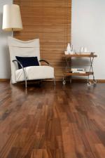 Паркетная доска Baltic Wood Сапелле Elegance 3-полосный