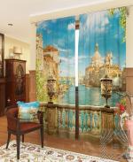 Товары для дома Домашний текстиль Утренняя Венеция 900461