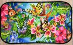 Товары для дома Аксессуары для ванной Бабочки в цветах