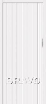 Двери Межкомнатные Браво-008 Белый Глянец