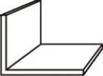 Плинтус Идеал Профиль угловой Уа30