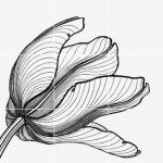 Керамическая плитка Bardelli Панно Tuli-Charme TCHARM1