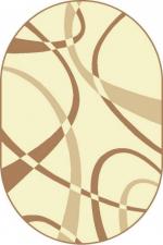 Ковры Карат Сапфир 06-10 овал
