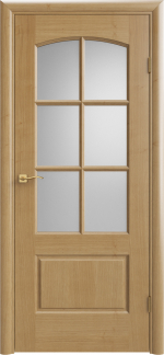 Двери Межкомнатные Оптим 46 шпон