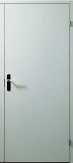 Двери Межкомнатные Дверь D.Craft белая в комплекте без наличников