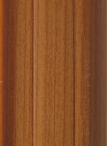 Плинтус Идеал Пластиковый плинтус с кабель-каналом Вишня Темная 244