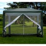 Для дачи Обустройство участка Садовый шатер AFM-1035NA Green