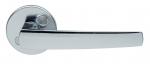 Двери Дверная фурнитура Дверная ручка Поларита 16/001 ZN/CR