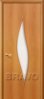 Двери Межкомнатные 12С Л-12 (Миланский Орех) ПО СТ-Матовое