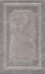 Керамическая плитка Kerama Marazzi Плитка настенная Гран Пале серый панель 6354
