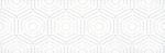 Керамическая плитка Lasselsberger Ceramics Декор Парижанка Геометрия белый 1664-0183
