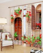 Товары для дома Домашний текстиль Итальянский дворик 900306